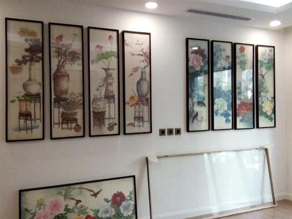 How to hang pictures of feng shui properly to avoid meeting the owner